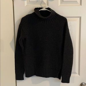 Lululemon cable knit sweater
